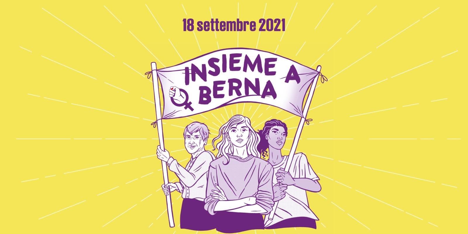 Insieme a Berna! Il 18 settembre 2021